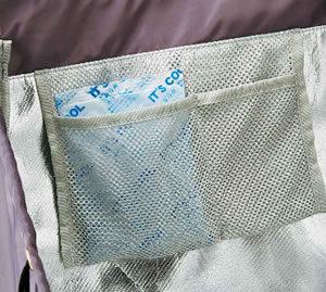 保冷剤ポケット